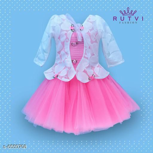 Little Princess Special Girl's Frocks
