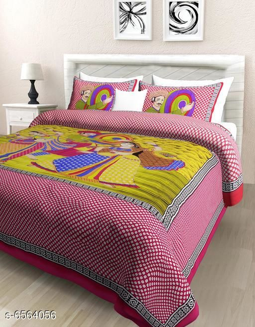 Classy Comfy Bedsheet