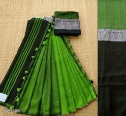Stylish Khadi cotton Women's Saree