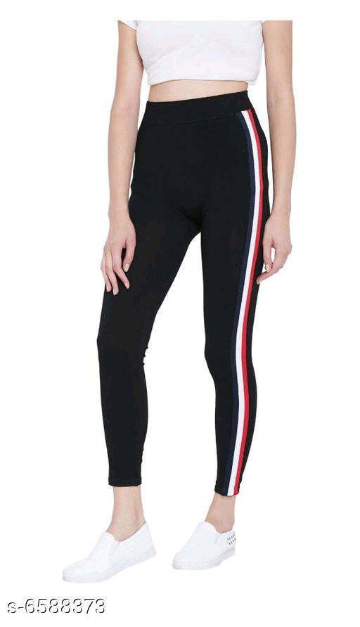 Women's Full Stretched Jegging For Girls And Women