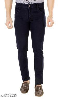Stylish Man's Jeans