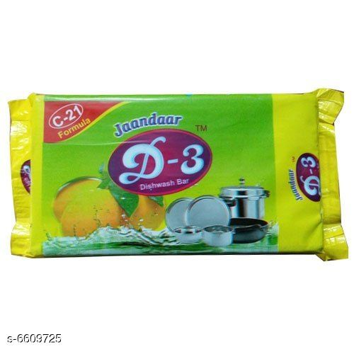 Dishwash Bar  Dishwash Bar  *Product Name* Utensil Dishwash Bar  *Brand* D-3  *Type* Dishwash  *Capacity* 150 gm  *Multipack* Pack of 1  *Sizes Available* Free Size *    Catalog Name: Dishwash Bar CatalogID_1053173 C89-SC1745 Code: 901-6609725-