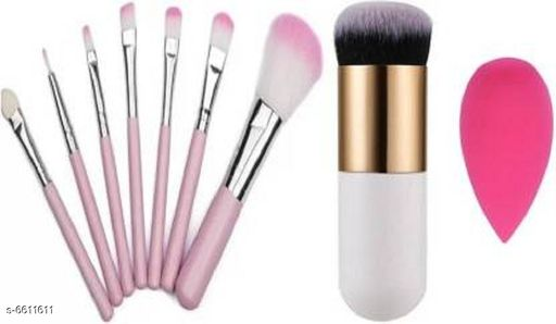 Professional And Personal Use Synthetic Brush