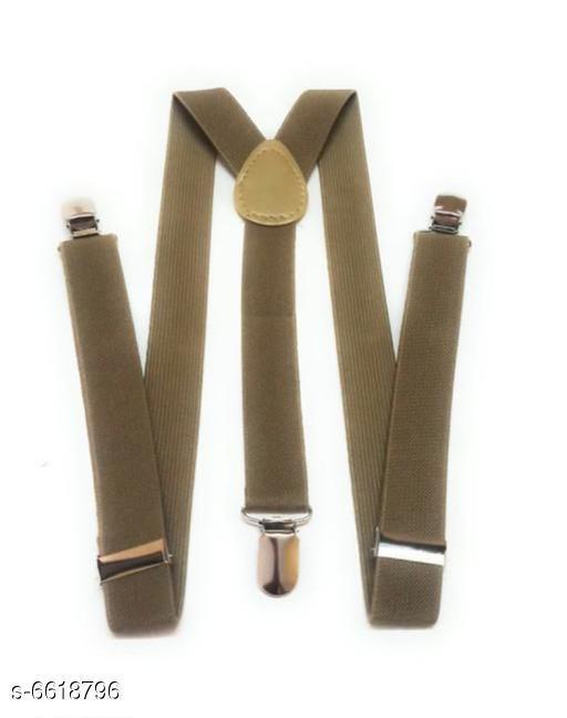 Stylish Mens Suspender Belt