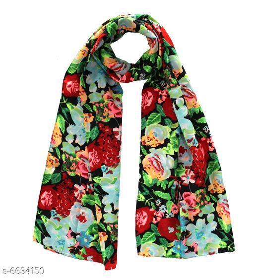 Attractive Women's Multicolor Scarves
