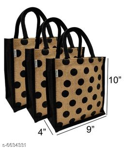 Attractive Jute Women's Handbags