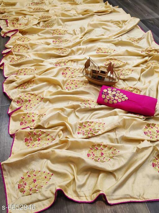 Elegant Women's Art Silk Sarees