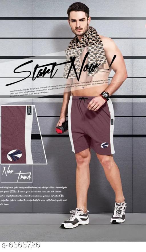 Trendy Men's Sports Shorts