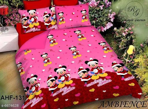 Beautiful Printed Bedsheets