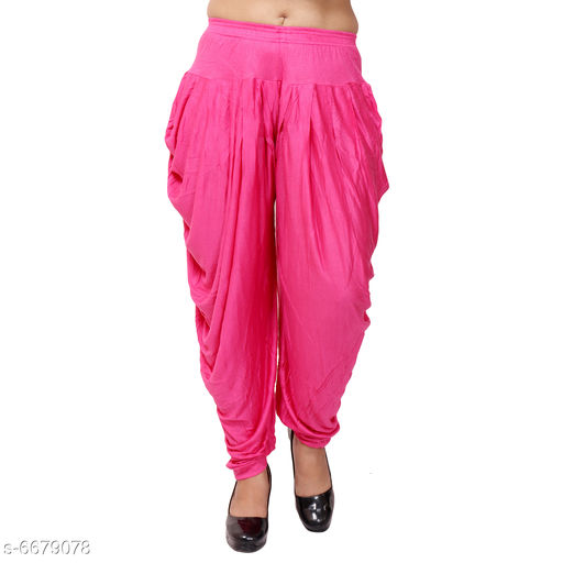 Ethnic Bottomwear - Churidar Pants Danica Sensational Women Harem Pants   *Fabric* Cotton  *Pattern* Solid  *Multipack* 1  *Sizes*   *Free Size ( Up To 28 in To 36 in, Length Size* 39 in)  *Sizes Available* Free Size *    Catalog Name: Danica Sensational Women Harem Pants CatalogID_1064794 C74-SC1016 Code: 275-6679078-