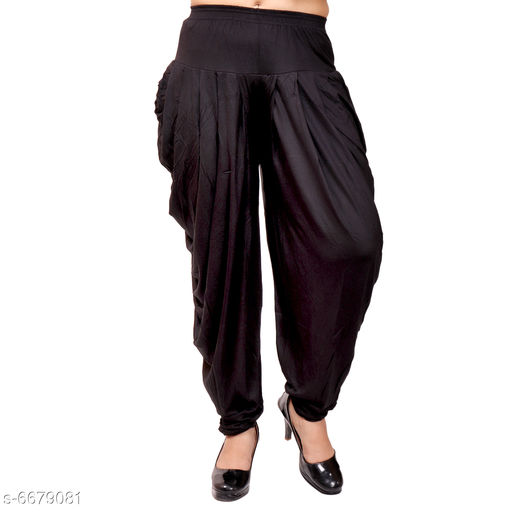 Ethnic Bottomwear - Churidar Pants