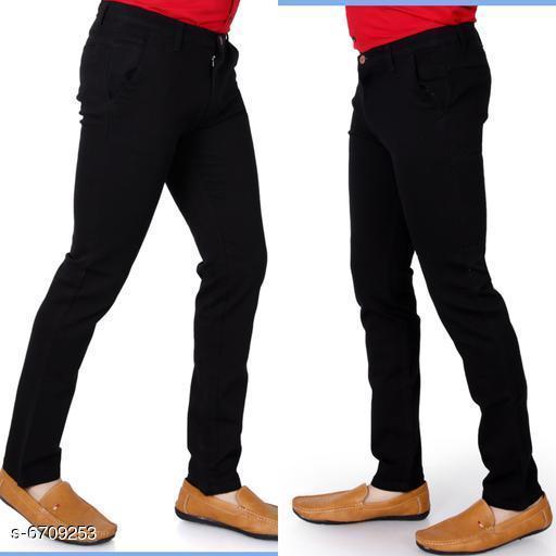Attractive Cotton Men's Trousers