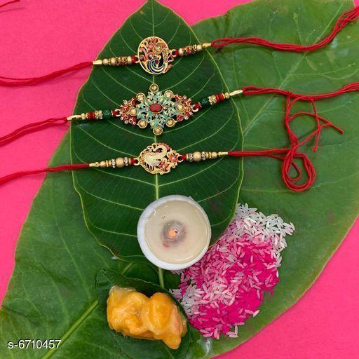 Twinkling Beautiful Rakhi