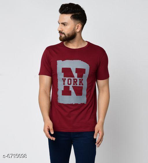 Men's  Printed Tshirt
