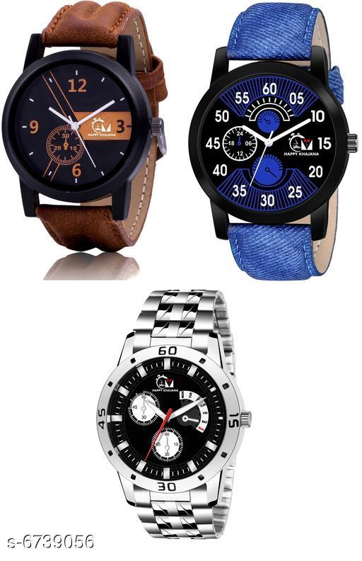 Attractive  Analog Watch