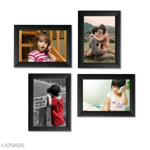 Stylish Wooden Décorative Photo Frame