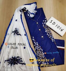 Attractive Pure Cotton Suits And Dress Matereials