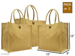 Environmental Friendly Jute Bags