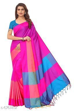 Jaisha Fabulous Cotton Silk Women's Saree
