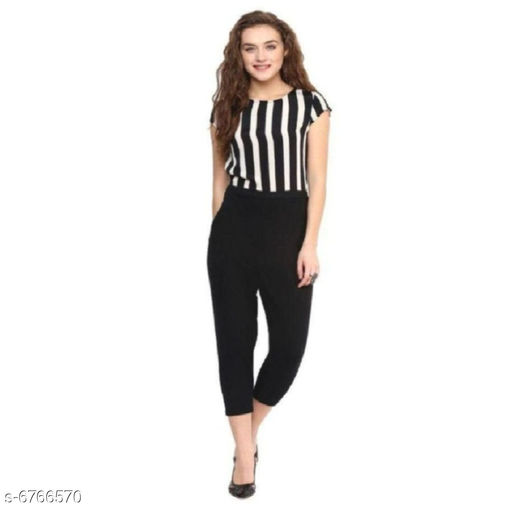 Trendy Women's Jumpsuit