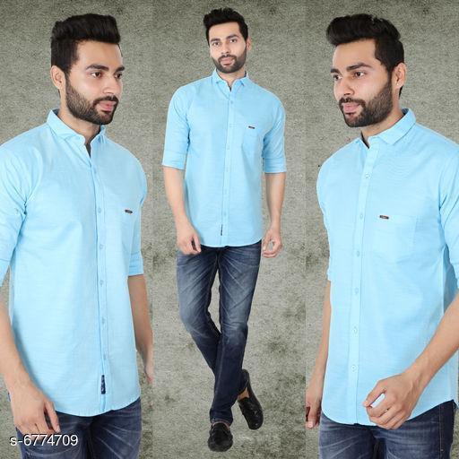Men's Stylish Full Sleeves Shirt