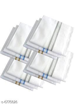 Trendy Cotton Handkerchief