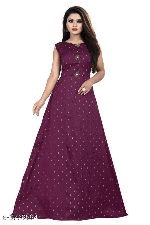 Charvi Gorgeous Women Gown