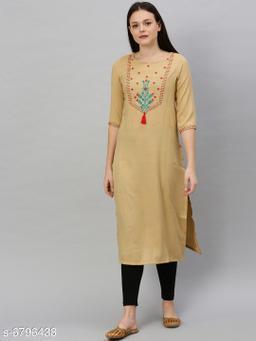 Alena Aagam Drishya Women's Kurti