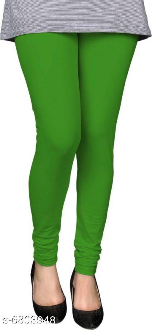 Leggings Elegant Trendy Women Leggings   *Fabric* Cotton  *Pattern* Solid  *Multipack* 1  *Sizes*   *36 (Waist Size* 36 in, Length Size  *34 (Waist Size* 36 in, Length Size  *Sizes Available* 34, 36 *    Catalog Name: Elegant Trendy Women Leggings  CatalogID_1085749 Code: 112-6803948-