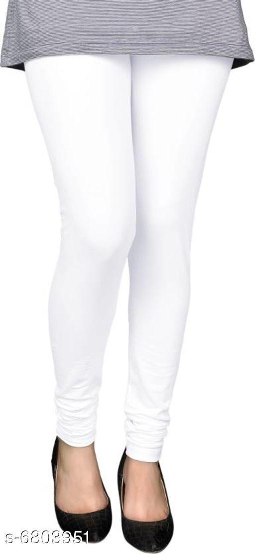 Leggings Elegant Trendy Women Leggings   *Fabric* Cotton  *Pattern* Solid  *Multipack* 1  *Sizes*   *36 (Waist Size* 36 in, Length Size  *34 (Waist Size* 36 in, Length Size  *Sizes Available* 34, 36 *    Catalog Name: Elegant Trendy Women Leggings  CatalogID_1085749 Code: 112-6803951-