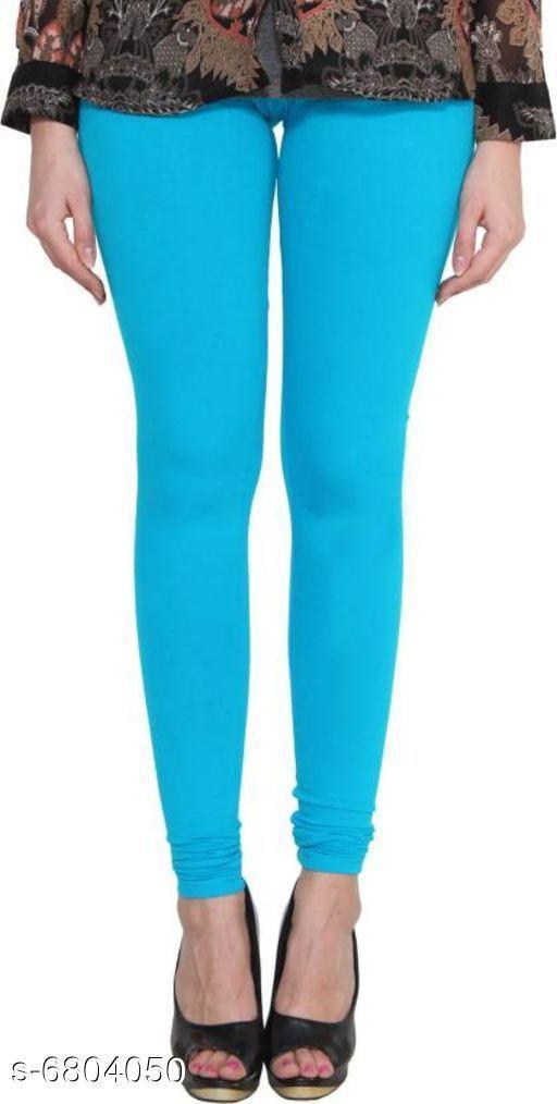Leggings Elegant Trendy Women Leggings   *Fabric* Cotton  *Pattern* Solid  *Multipack* 1  *Sizes*   *34 (Waist Size* 34 in, Length Size  *36 (Waist Size* 36 in, Length Size  *Sizes Available* 34, 36 *    Catalog Name: Elegant Trendy Women Leggings  CatalogID_1085764 Code: 112-6804050-