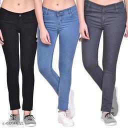 Trendy Women's Denim Jeans