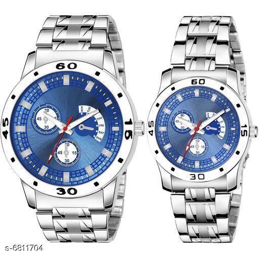 Stylish Couple Fashion Watches