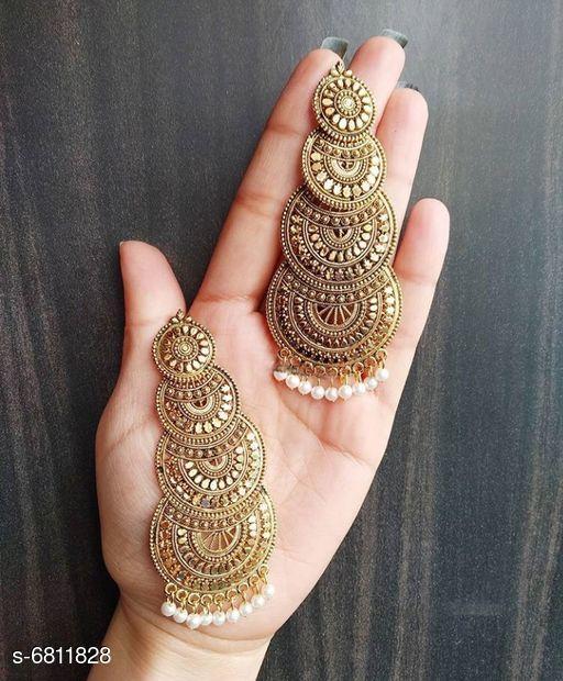 Trendy Stud Earrings