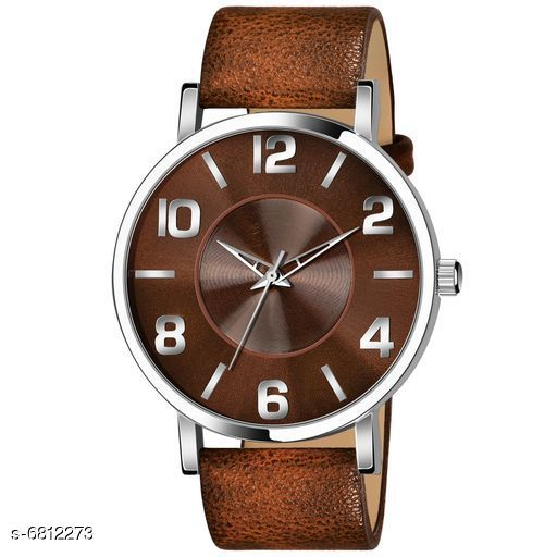 Watches  Classy beautiful   Watches For Women Strap Material: Leather Display Type: Analogue Size: Free Size Multipack: 1 Country of Origin: India Sizes Available: Free Size *Proof of Safe Delivery! Click to know on Safety Standards of Delivery Partners- https://ltl.sh/y_nZrAV3   Catalog Name: Trendy Women Watches CatalogID_1087205 C72-SC1087 Code: 342-6812273-