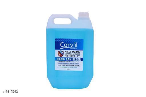 Corvil Alcohol Based Hand Sanitizer