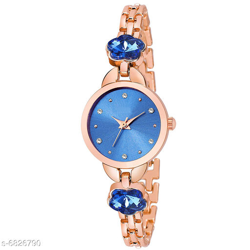 918 NEW ARRIVAL FANCY ANALOG WATCH FOR GIRLS AND WOMEN
