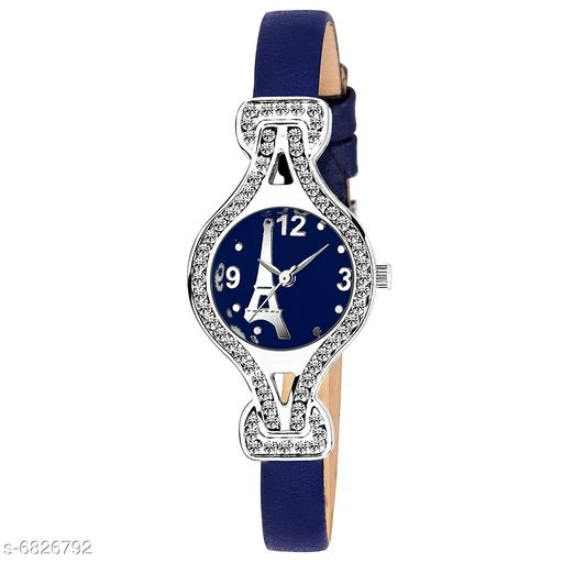 809 NEW ARRIVAL FANCY ANALOG WATCH FOR GIRLS AND WOMEN
