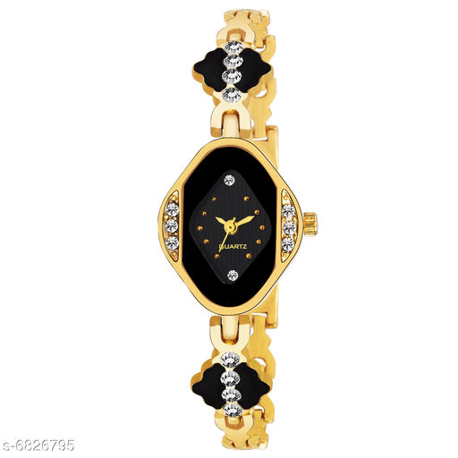 909 NEW ARRIVAL FANCY ANALOG WATCH FOR GIRLS AND WOMEN