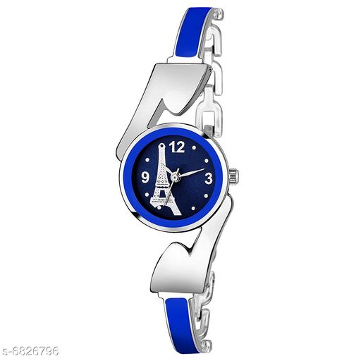 810 NEW ARRIVAL FANCY ANALOG WATCH FOR GIRLS AND WOMEN