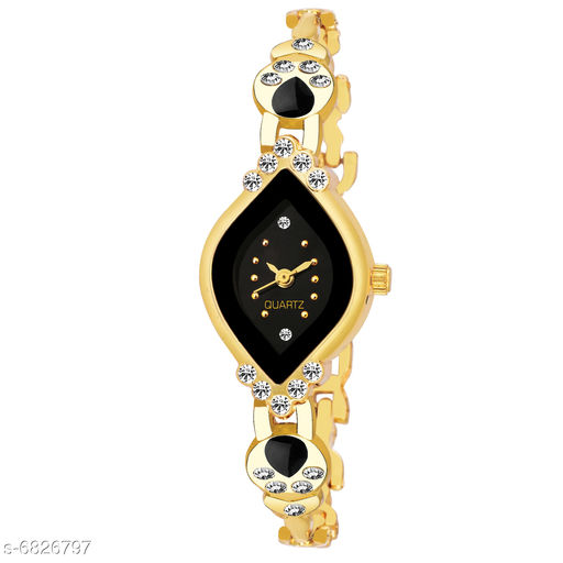 910 NEW ARRIVAL FANCY ANALOG WATCH FOR GIRLS AND WOMEN