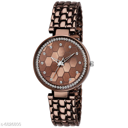 706 NEW ARRIVAL FANCY ANALOG WATCH FOR GIRLS AND WOMEN