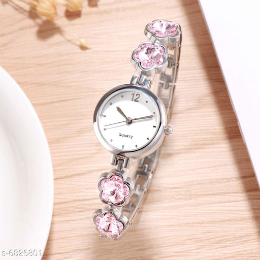 786 NEW ARRIVAL FANCY ANALOG WATCH FOR GIRLS AND WOMEN