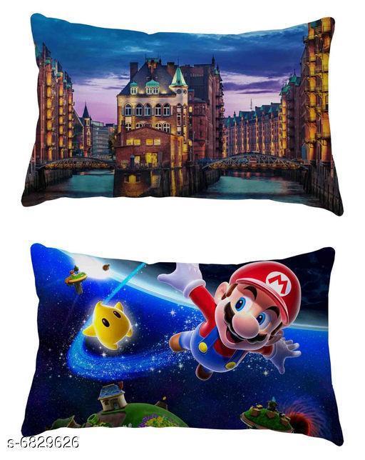 Trendy Pillow Fiber Set