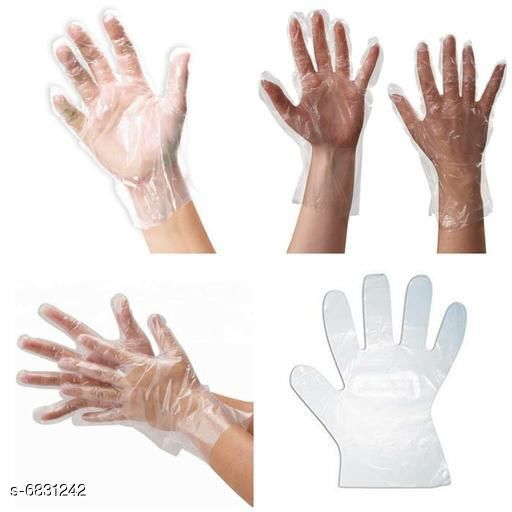 Other Health Appliances Other Health Appliances   *Product Name * Hand Gloves  *Material * Poly Gloves  *Multipack * 50 Pairs  *Sizes * Free Sizes  *Sizes Available* Free Size *    Catalog Name: Other Health Appliances CatalogID_1090200 C125-SC1526 Code: 612-6831242-