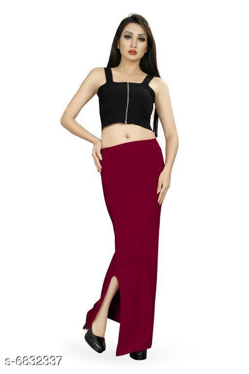 Women's Slim Fit Saree Shapewear