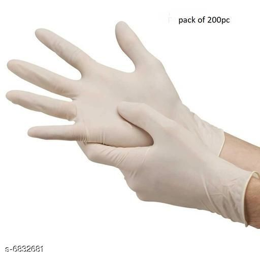 Nitrile Gloves New Anti Virus Hand Gloves  *Material * Non woven  *Product Type* Hand Protection Gloves  *Multipack * 200 Pcs  *Sizes* Free Size  *Sizes Available* Free Size  **Proof of Safe Delivery! Click to know on Safety Standards of Delivery Partners- https* //bit.ly/30lPKZF   SKU: NAVHG_200 Free shipping is available for this item. Pkt. Weight Range: 200  Catalog Name: New Anti Virus Hand Gloves - Zora hub Code: 4161-6832681--