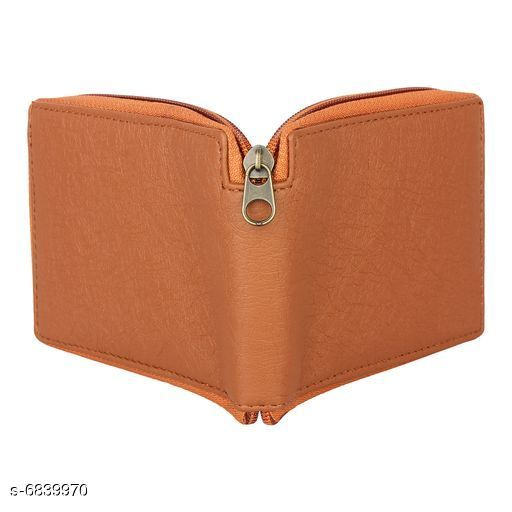 Wallets Casual woman wallet  *Material* Leather  *Multipack* 1  *Sizes* Free Size  *Sizes Available* Free Size *    Catalog Name: StylesLatest Women Wallets CatalogID_1091859 C73-SC1076 Code: 392-6839970-