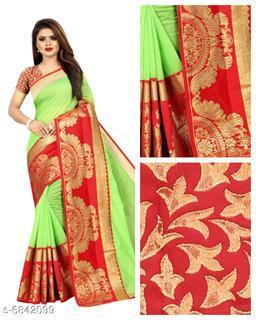 Fabulous Chanderi Cotton Saree