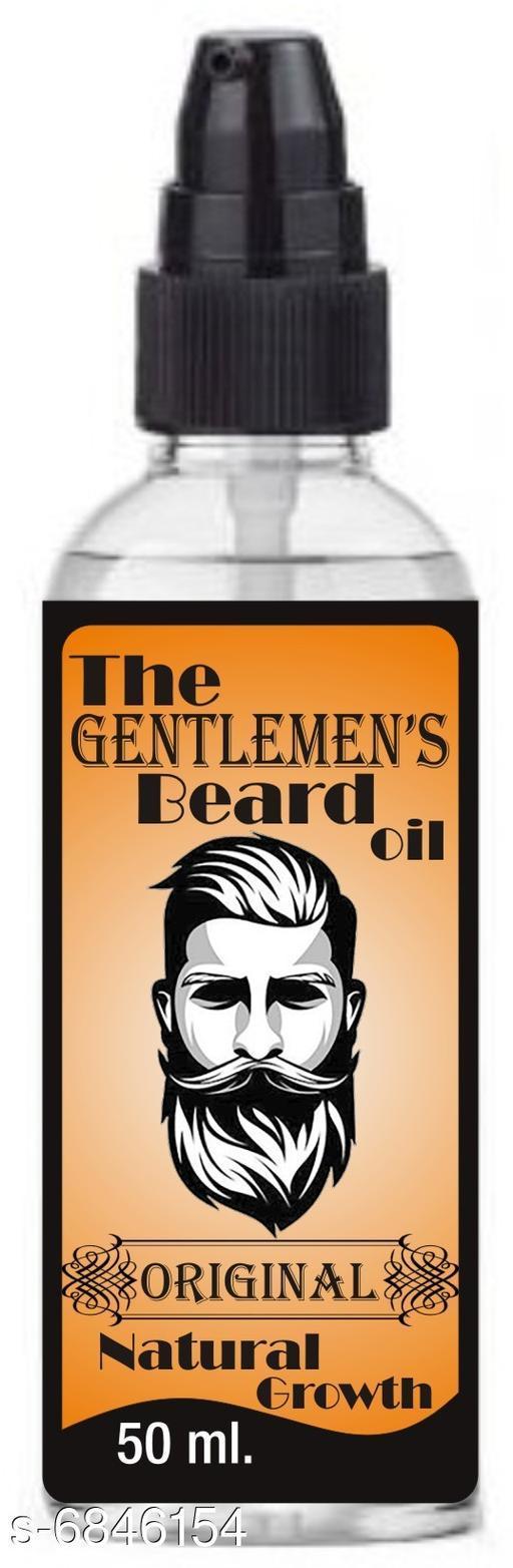 Hair Care Beard Growth Oil  *Product Name* Beard Growth Oil  *Multipack* 1  *Sizes Available* Free Size *    Catalog Name:  Advanced Smoothening Beard Oil & Wax CatalogID_1092782 C50-SC1249 Code: 512-6846154-574
